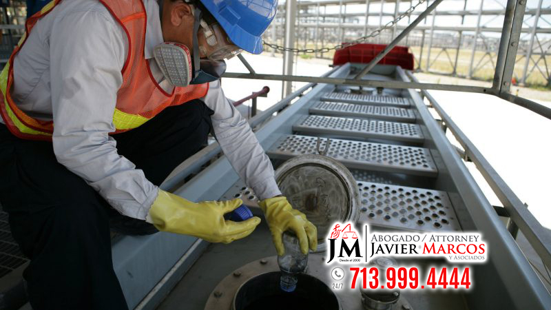 Exposure to chemicals | Attorney Javier Marcos