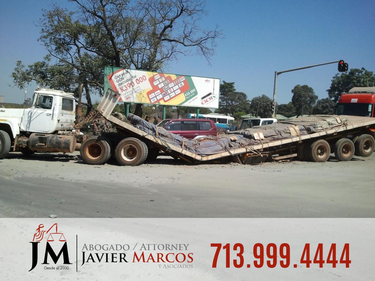 Truck Accident Compensation   Attorney Javier Marcos   713.999.4444