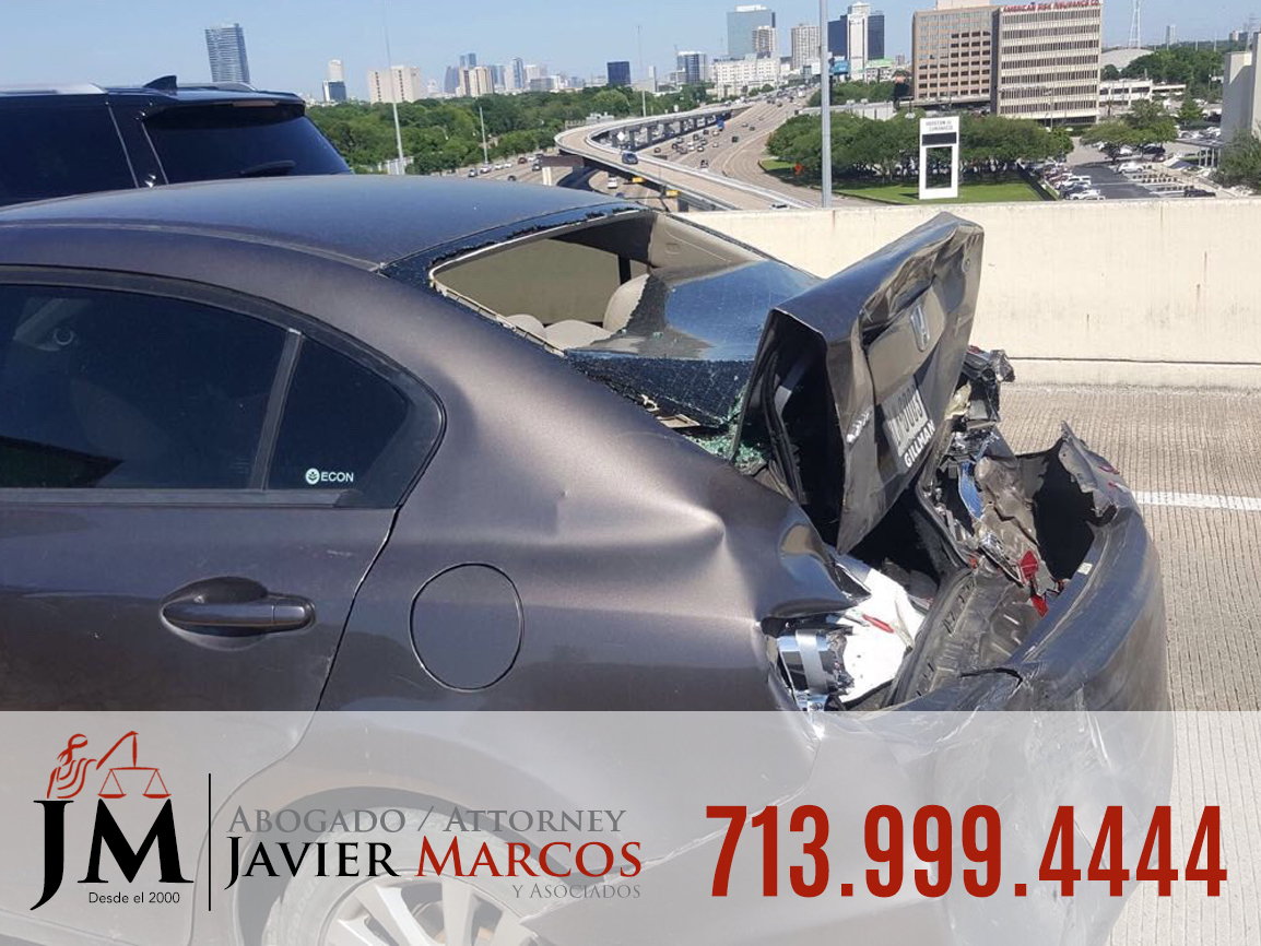 Car accident attorney   Attorney Javier Marcos   713.999.4444