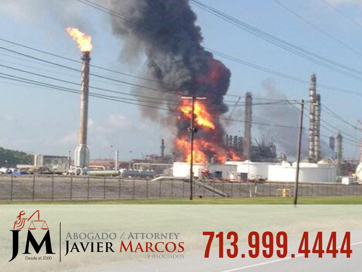 Explosion Accident attorney   Attorney Javier Marcos   713.999.4444