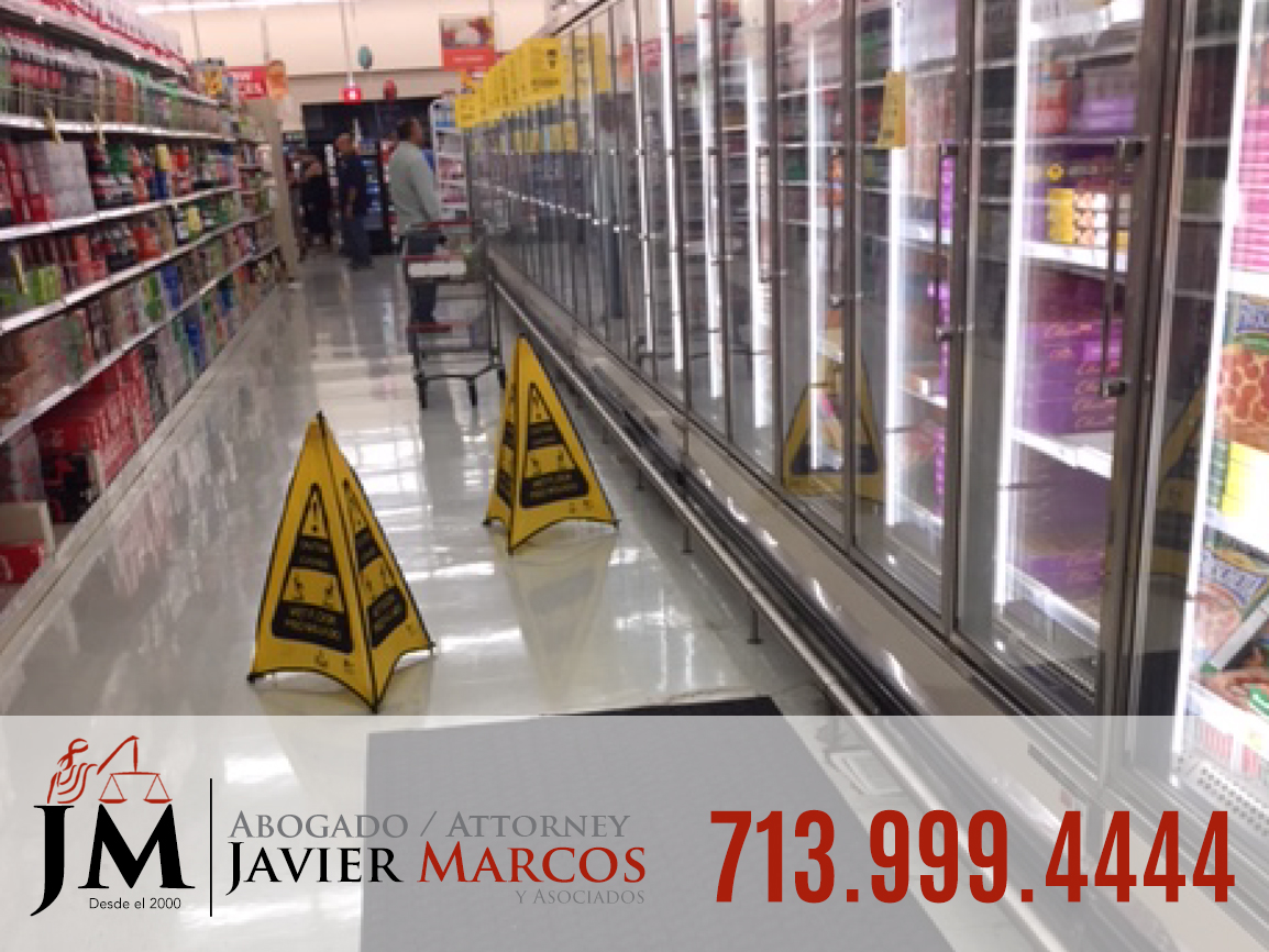Slip and fall attorney   Attorney Javier Marcos   713.999.4444