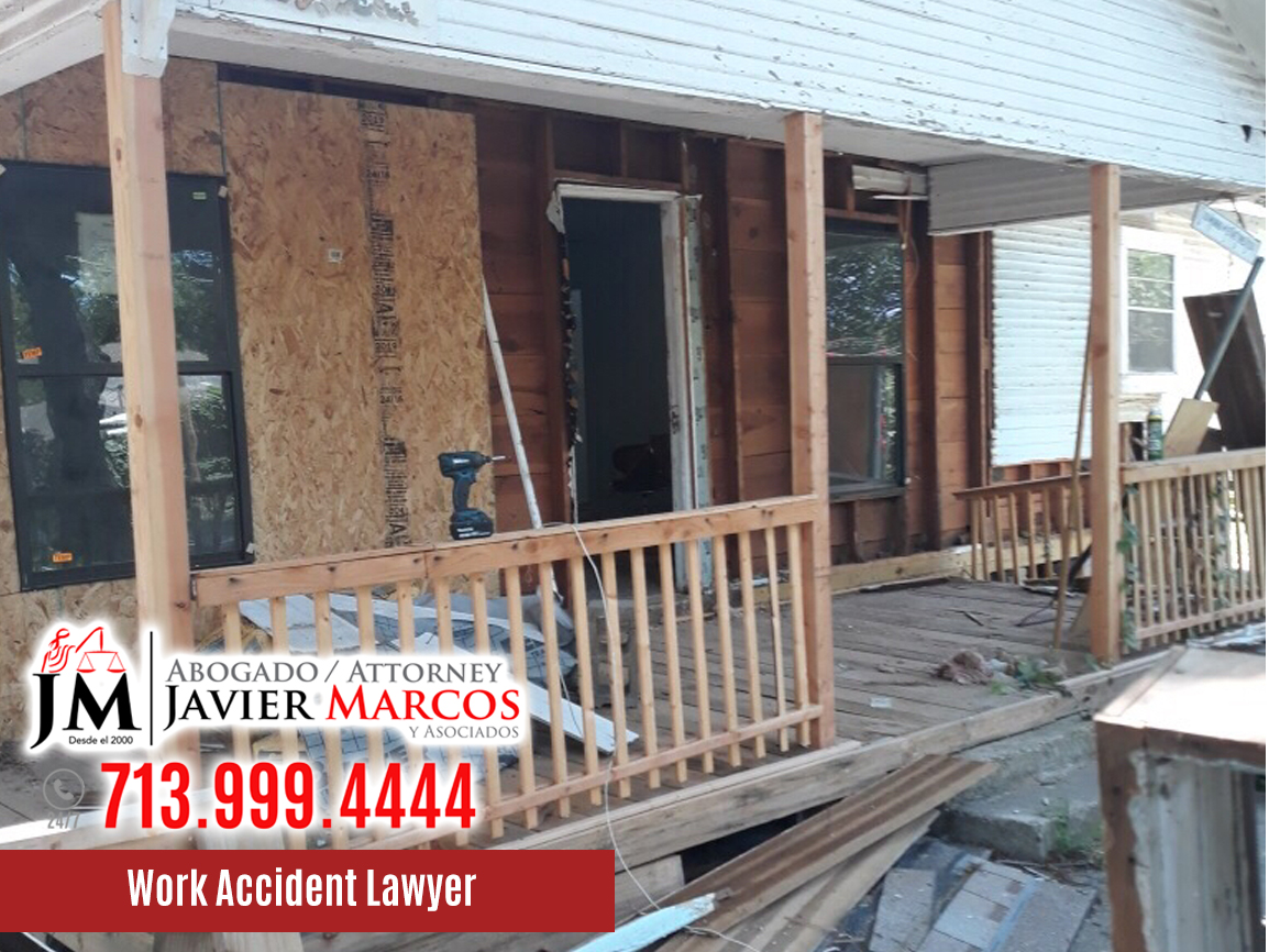 Work Accident Lawyer
