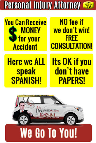 Attorney Javier Marcos | Auto Accident Attorney