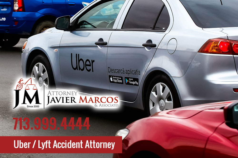 Uber   Lyft   Taxi Accident Attorney Javier Marcos 713.999.4444