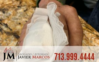 Pain and suffering at work | Attorney Javier Marcos | 713.999.4444