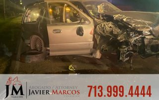 Days after Truck Accident | Attorney Javier Marcos | 713.999.4444