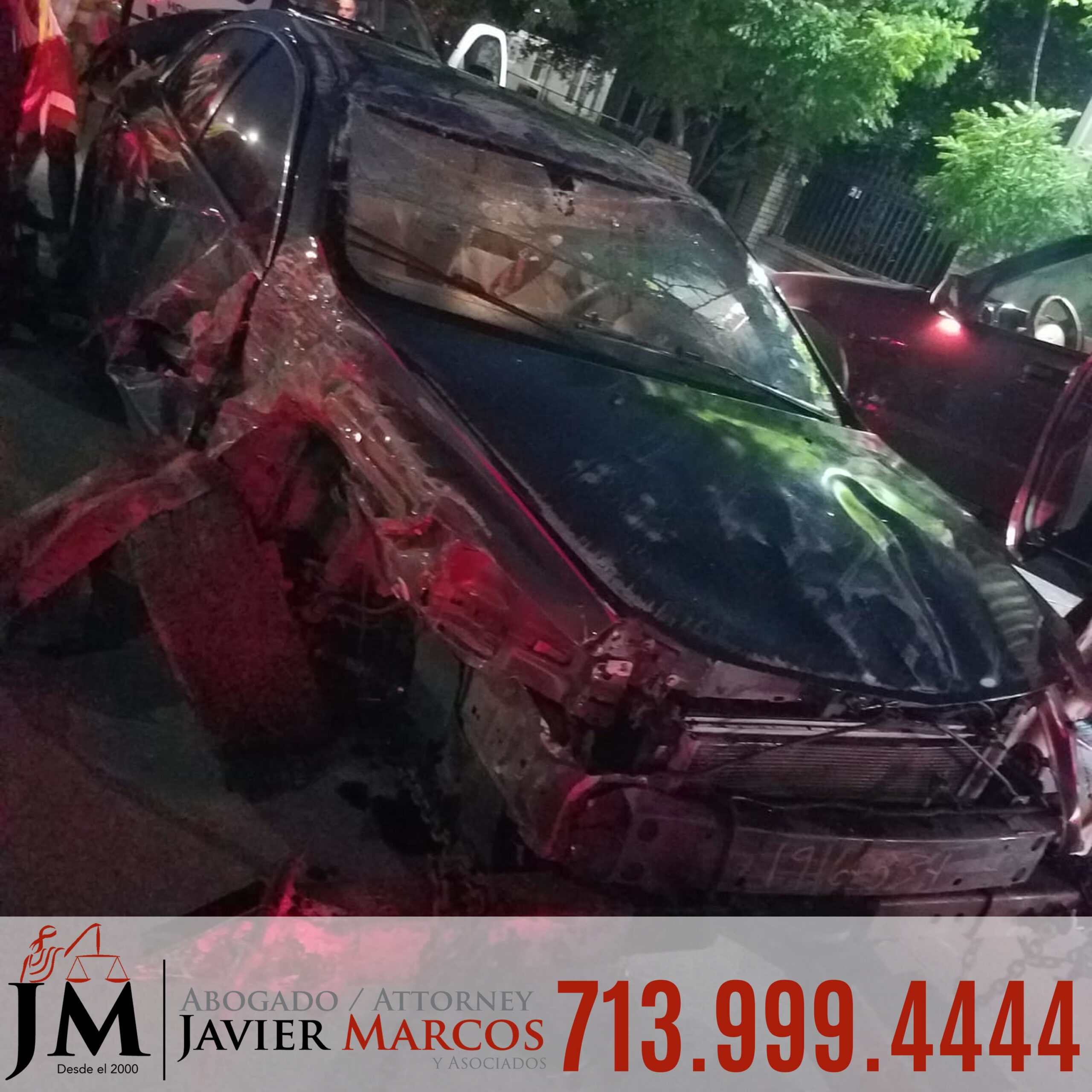 Car Wreck Lawyer | Attorney Javier Marcos | 713.999.4444