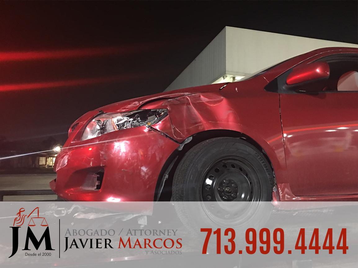 Uber Accident Attorney | Attorney Javier Marcos | 713.999.4444