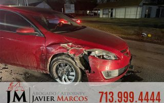 Pain and suffering after a car accident | Attorney Javier Marcos