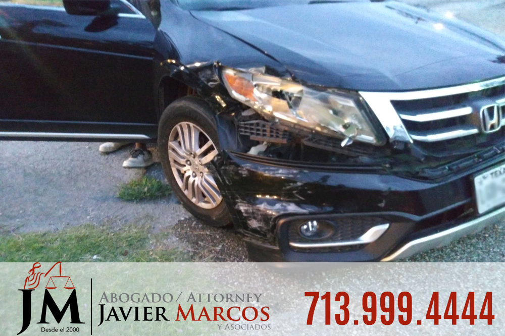 What to Do After a Car Accident in Texas?   Attorney Javier Marcos
