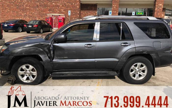 Uber or Lyft Attorney | Attorney Javier Marcos | 713.999.4444