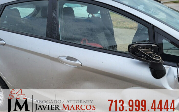Delivering Food Accident | Attorney Javier Marcos | 713.999.4444