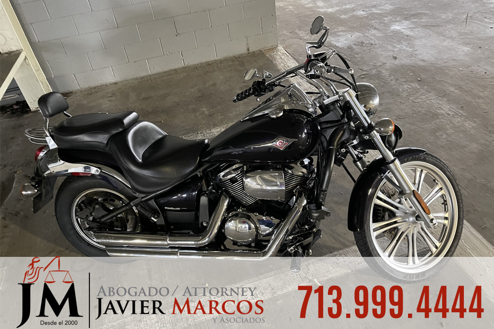 Distracted Driving Motorcycle Accidents | Attorney Javier Marcos | 713.999.4444