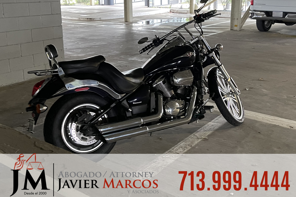 Steps after a motorcycle accident   Attorney Javier Marcos   713.999.4444